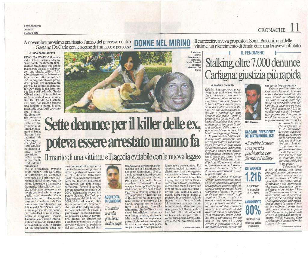 2-Luglio-2010-1024x857 Stalking, oltre 7000 denunce