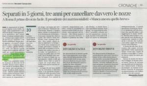 2015-01-07-corriere-della-sera-300x176 Separati in 5 giorni, tre anni per cancellare davvero le nozze