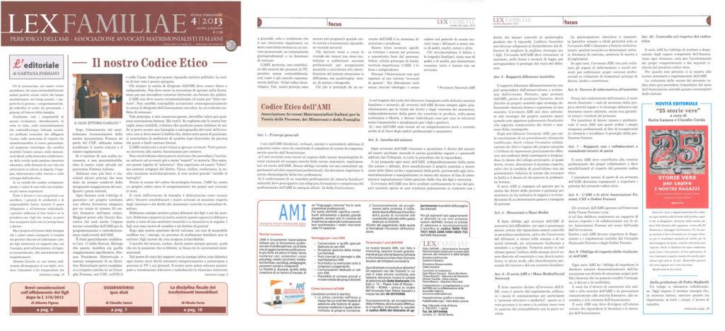 lexFAMILIAE-n4-2013-1024x468 Il nostro codice etico