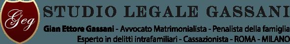 logogassani-restyling2018 Separazione e Divorzio