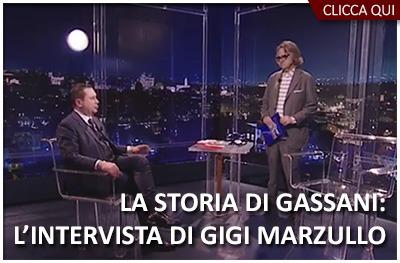 La storia di Gian Ettore Gassani. Intervistato da Gigi Marzullo