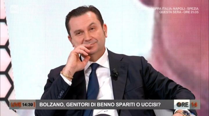gassani-ore-14 Gian Ettore Gassani intervistato su Rai2 - Ore 14